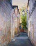 Obras de arte: Asia : Israel : Southern-Israel : Ashkelon : Jerusalem lane