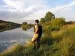 Obras de arte: Europa : España : Extrmadura_Cáceres : Badajoz : El pescador
