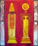 Obras de arte: America : Chile : Los_Lagos : Puerto_Varas : AFRICANOS