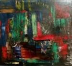 Obras de arte: America : Panamá : Panama-region : BellaVista : Armonia en Frenesi