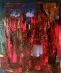 Obras de arte: America : Panam� : Panama-region : BellaVista : Carmesi de Mujer