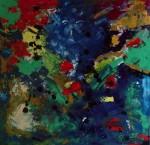 Obras de arte: America : Panamá : Panama-region : BellaVista : Premonición