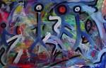 Obras de arte: America : Panam� : Panama-region : BellaVista : Sue�o Paternal