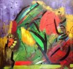 Obras de arte: America : Panam� : Panama-region : BellaVista : Jardin de Rosas