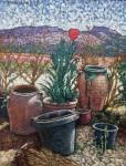 Obras de arte: Europa : España : Andalucía_Jaén : Segura_de_la_Sierra : En el Solins