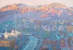 Obras de arte: America : Chile : Region_Metropolitana-Santiago : pirque : Santiago 70''