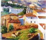 Obras de arte: Europa : España : Andalucía_Huelva : ARACENA : SANTO DOMINGO EN ARACENA