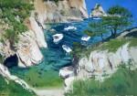 Obras de arte: Europa : España : Madrid : Miraflores_de_la_Sierra : SANT JOAN DE PALAMÓS
