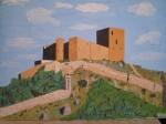 Obras de arte: Europa : España : Andalucía_Jaén : Jaen_ciudad : CÁSTULO (castillo de Jaén)