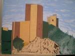 Obras de arte: Europa : España : Andalucía_Jaén : Jaen_ciudad : Castillo SANTA CATALINA (Jaén)