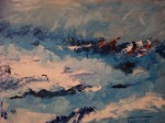 Obras de arte: America : Uruguay : Montevideo : Montevideo_ciudad : Opacos ponchos de nubes