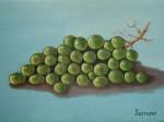 Obras de arte: Europa : España : Andalucía_Cádiz : San_Fernando : uvas verdes