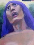 Obras de arte: America : Perú : Lima : Surco : viñeta 12 (detalle de la pintura