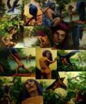 Obras de arte: America : Perú : Lima : Surco :