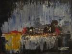 Obras de arte: America : Uruguay : Montevideo : Montevideo_ciudad : Dia de lluvia