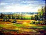 Obras de arte: Europa : España : Madrid : Las_Rozas : Campos de La Mancha