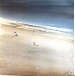 Obras de arte: Europa : España : Aragón_Zaragoza : zaragoza_ciudad : paseos por la playa