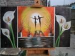 Obras de arte: America : México : Mexico_region : Chalco : COMPAÑEROS DE JUEGO