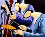 Obras de arte: America : Colombia : Antioquia : Medellin : BLUES