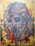 Obras de arte: Europa : España : Andalucía_Sevilla : Dos_Hermanas : PASIÓN EN AMARILLO
