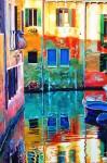 """Obras de arte: Europa : España : Andalucía_Sevilla : Sevilla-ciudad : """"RINCÓN VENECIANO"""""""