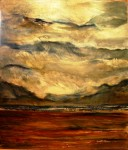 Obras de arte: America : Argentina : Buenos_Aires : Miramar : playa