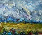 Obras de arte: Europa : Bulgaria : Veliko_Turnovo : Veliko_Tarnovo : Fields On The Wind