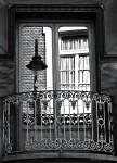 Obras de arte: Europa : España : Murcia : cartagena : Balcón en Plaza de Castellini