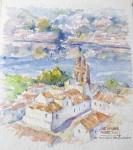 Obras de arte: Europa : España : Andalucía_Huelva : ARACENA : SANLUCAR DE GUADIANA