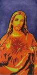 Obras de arte: America : Colombia : Antioquia : Medellín : Sagrado Corazón de Jesús