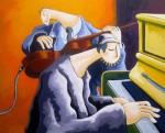 Obras de arte: America : Colombia : Antioquia : Medellin : CABLE A TIERRA