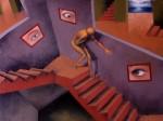 Obras de arte: America : Ecuador : Azuay : Cuenca : BAJANDO