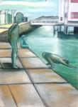 Obras de arte: Europa : España : Cantabria : Santander : raqueros