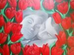 Obras de arte: America : México : Puebla : puebla_ciudad : enamorados