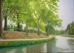 Obras de arte: Europa : España : Catalunya_Barcelona : Sabadell : El Canal du -Midi