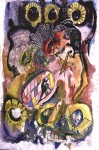 Obras de arte: Europa : España : Islas_Baleares : sineu : jarra de crstal