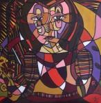 Obras de arte: America : Perú : Lima : Surco : Mujer