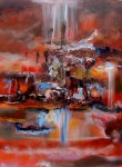 Obras de arte: America : Colombia : Cundinamarca : engativa : alucinación