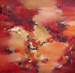 Obras de arte: America : Argentina : Buenos_Aires : boulogne : rojo estelar