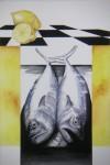 Obras de arte: Europa : Países_Bajos : Limburg-holanda : Tegelen : Con limón