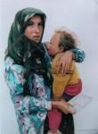 Obras de arte: Europa : España : Andalucía_Jaén : Segura_de_la_Sierra : Mujer pidiendo