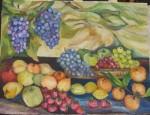 Obras de arte: America : Chile : Region_Metropolitana-Santiago : la_florida : Uvas y frutas