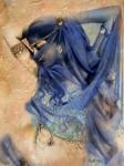 Obras de arte: Europa : España : Andalucía_Málaga : Marbella : Belly danse