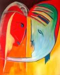 Obras de arte: Europa : Portugal : Lisboa : Sintra : NAMORADOS