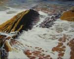 Obras de arte: Europa : España : Castilla_La_Mancha_Toledo : QUINTANAR : ROCAS Y ESPUMAS
