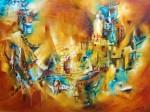 Obras de arte: America : Argentina : Buenos_Aires : ADROGUE : Caminos Inciertos