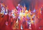 Obras de arte: America : Argentina : Buenos_Aires : ADROGUE : Mundo Soñado