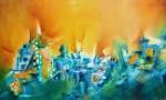 Obras de arte: America : Argentina : Buenos_Aires : ADROGUE : Tsunami
