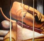 Obras de arte: America : Colombia : Antioquia : Medell�n : Joven Buda