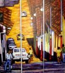 Obras de arte: America : Colombia : Antioquia : Medellín : Confines Uno